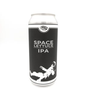Space Lettuce IPA Can Image