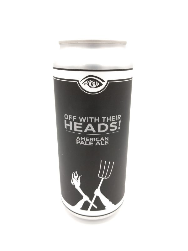 Off With Their Heads! Can