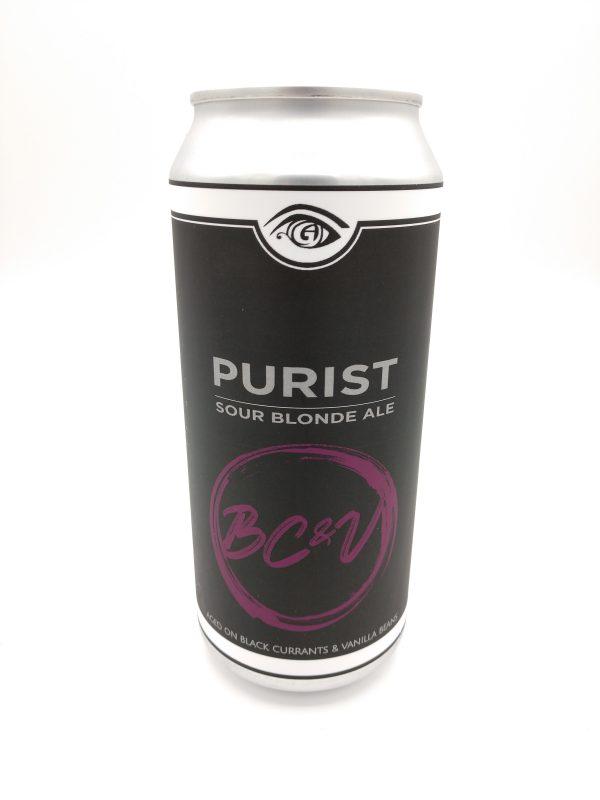 Purist Black Currant & Vanilla Can
