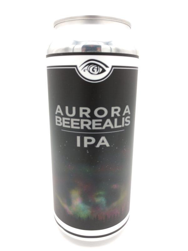 Aurora Beerealis IPA Can