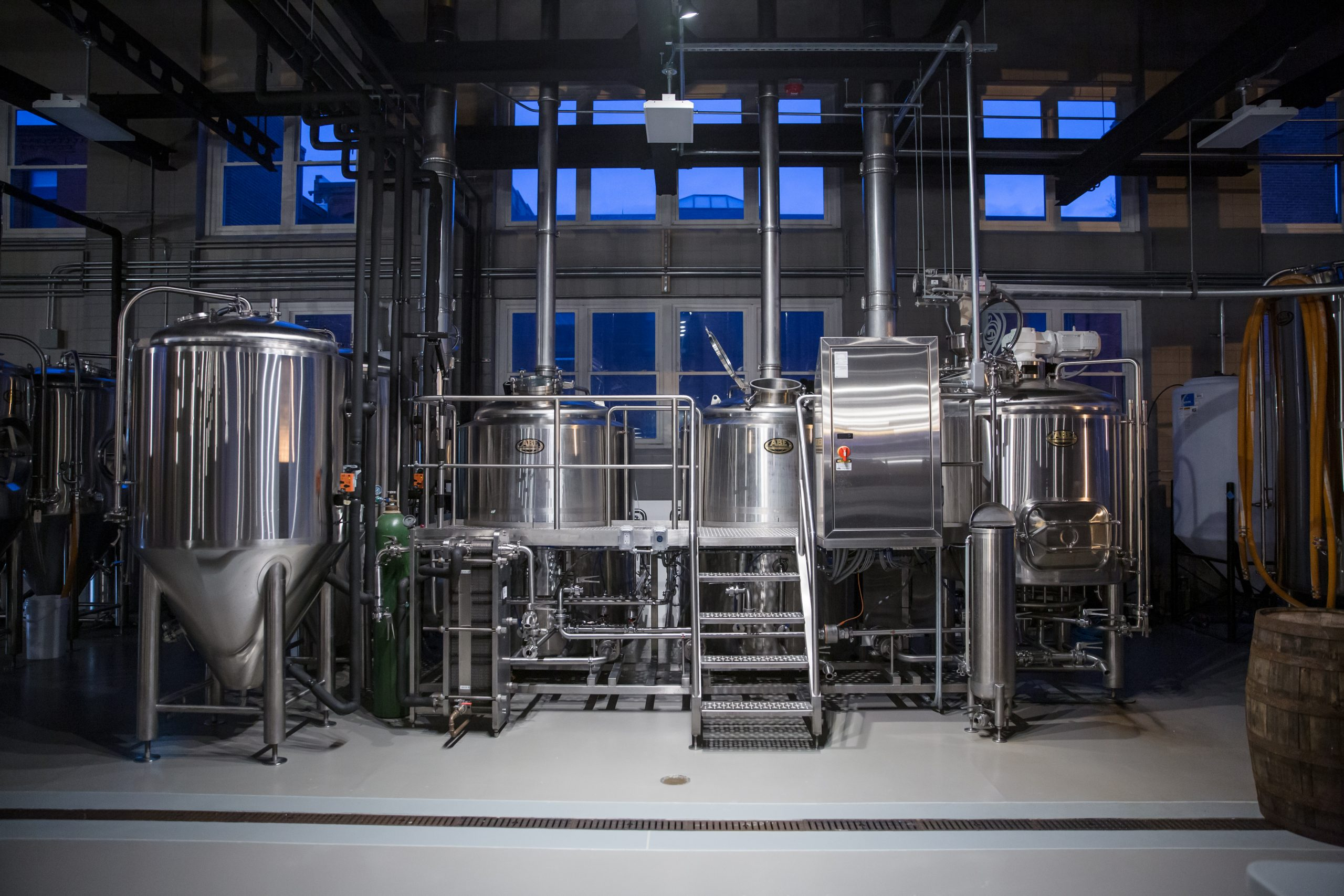 Westfields Great Awakening Brewery