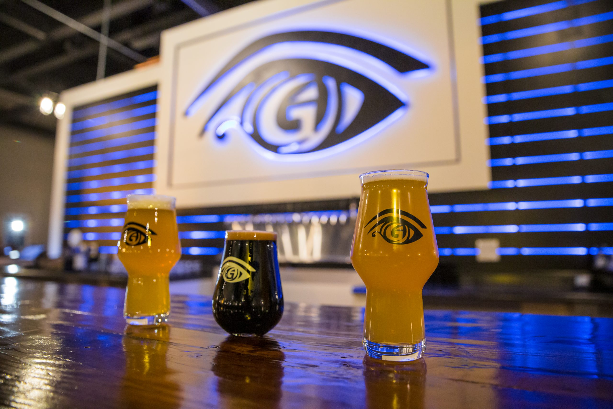 Great Awakening Brewing Taproom and Beer Pours