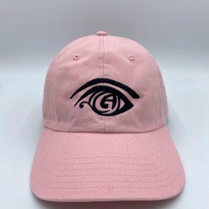 Great Awakening Brewery Craft Beer Merchandise Logo Hat Pink Baseball Cap in Westfield