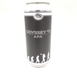 Great Awakening Brewery Craft Beer Odyssey11 APA Beer Can Westfield