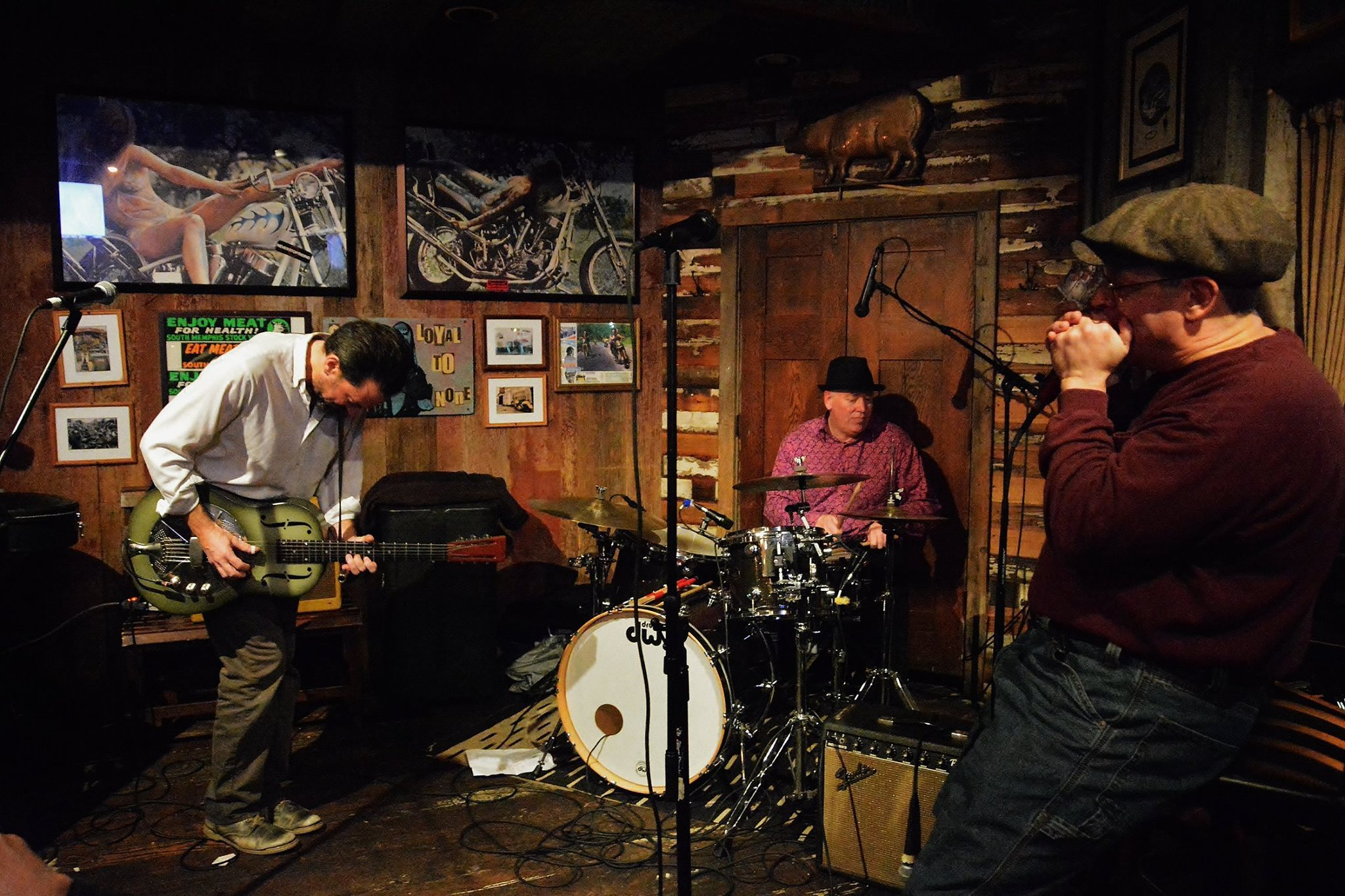 Orb Mellon Trio Live Music at Great Awakening Brewing Company