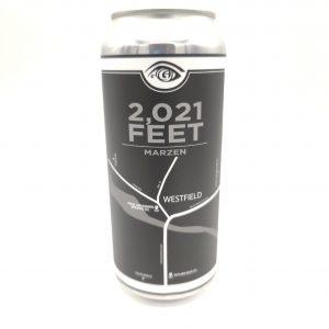 2021 Feet Marzen Canned locally at Great Awakening Brewing in Westfield MA